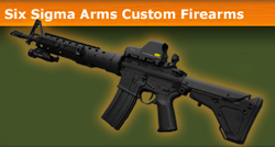 Six Sigma Arms Custom Firearms