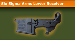 Six Sigma Arms Lower Receiver